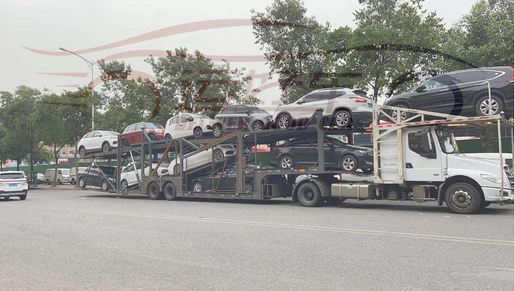 梅州拖车到临沂板车托运