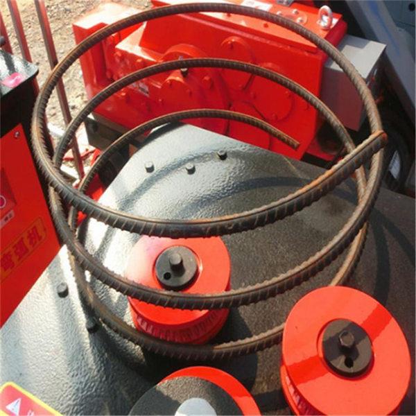 盘山圆弧加工钢筋弯弧机钢筋打弯机