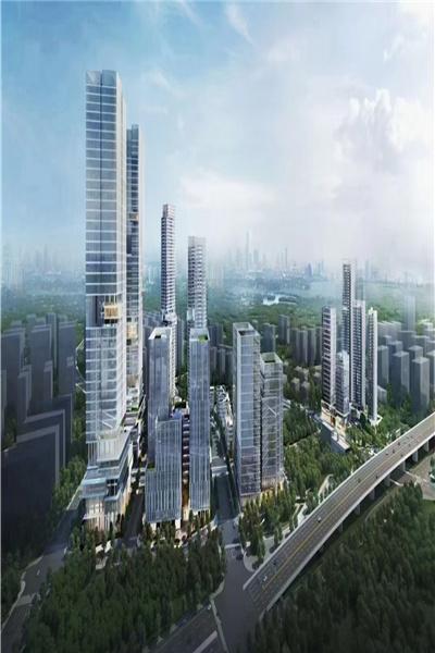 《盛荟城》区域首发约85万㎡大城,构建800步一站式生活体验。看了不买,