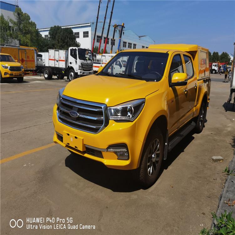 程力集团新型移动多功能200KW电源车管道救险车