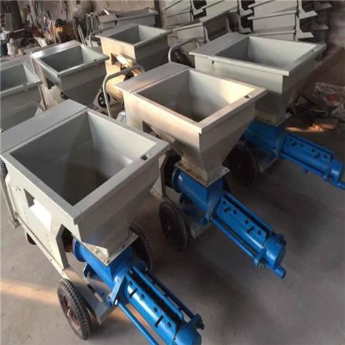 盟砂浆螺杆注浆泵螺杆式注浆泵注浆机