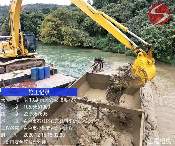 怀化过河管道穿越 施工队伍