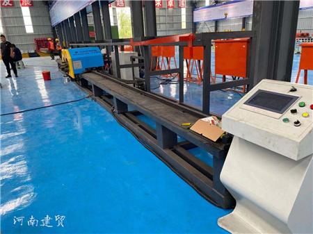 白山钢筋笼自动成型机厂家供应