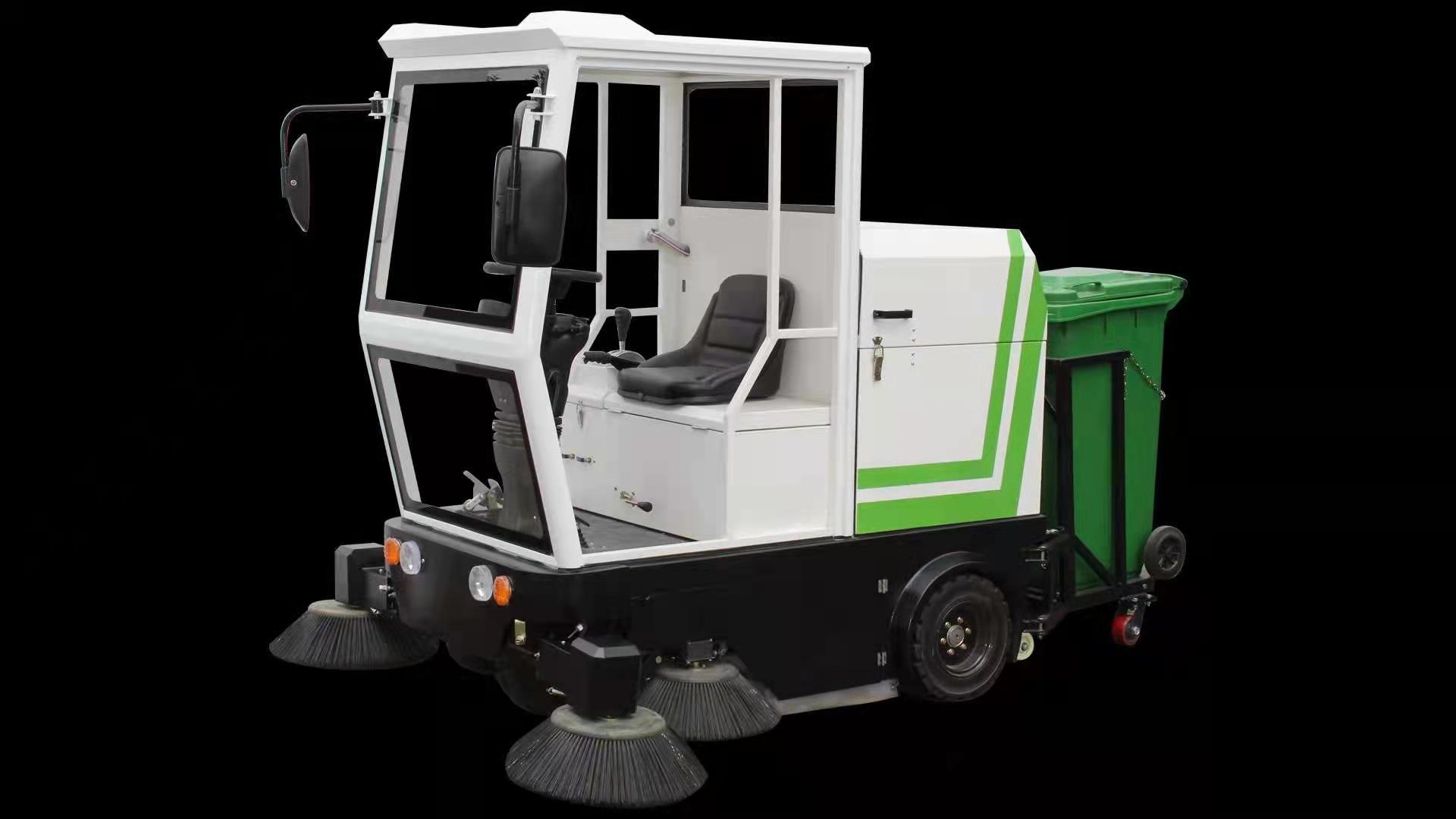 菏泽欧博森驾驶扫地车厂家-扫地车价格