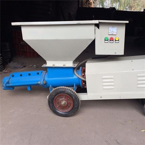 广东惠州螺杆式注浆泵螺杆水泥砂浆灌浆机泥浆泵