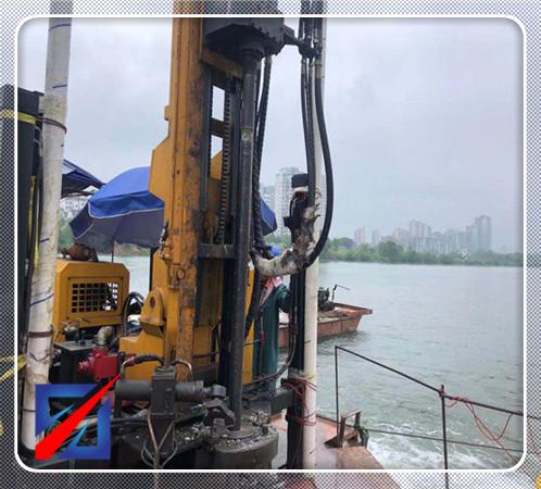 水下燃气管道安装——(天津潜水工程