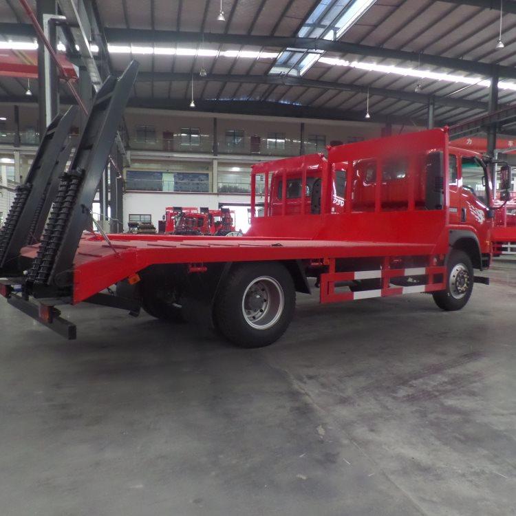 娄底新化推土机运输车蓝牌4.2米拖车钩机拖车厂家直销