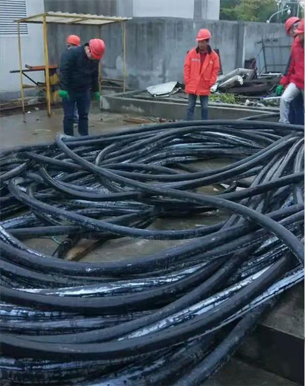 黄石市正规电缆回收多少钱一斤-价高同行