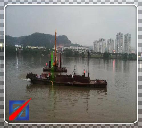 管道潜水安装——(汕头潜水工程