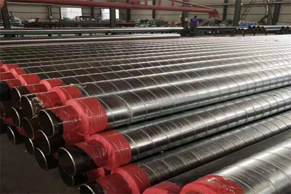 动态:D406塑套钢保温钢管一米多少钱