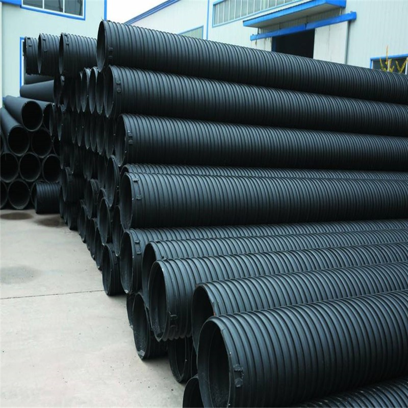 云南玉溪B型缠绕增强管克拉管生产厂家