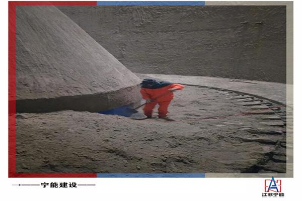 青海高硅砂岩库清库今日施工图片——对比一下