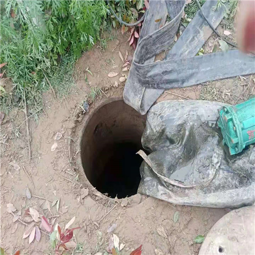 如东县双甸镇抽污水效率高