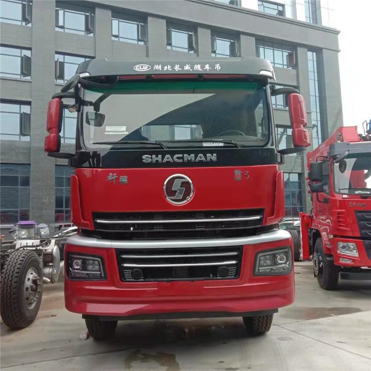 广安市东风天龙16吨随车吊配置--新推荐