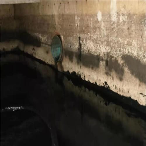 建德市大同镇清理工业调节池作业安全分析表