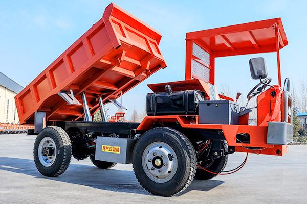 敖汉旗矿山自卸车3米宽三米5款门市价