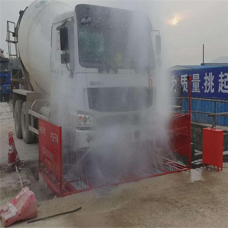 今日头条:昭通市绥江县工地立体冲洗设备厂家