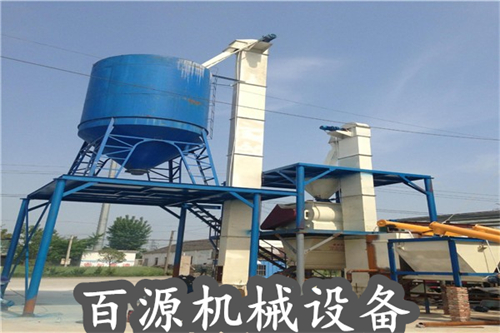 内蒙古自治区鄂尔多斯市干粉砂浆搅拌机报价源头厂家