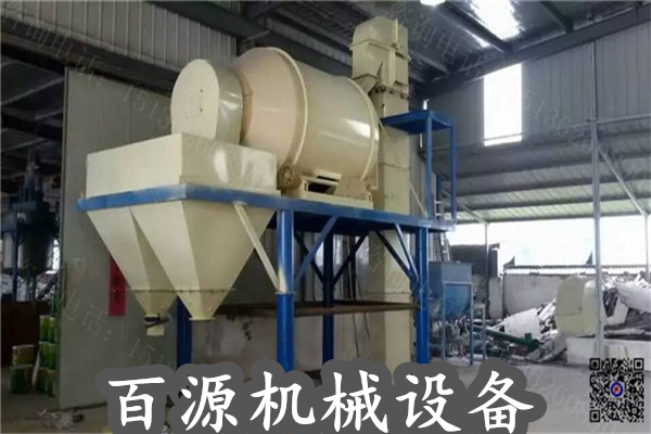 陕西省预拌砂浆搅拌站小型卧式各种型号规格齐全