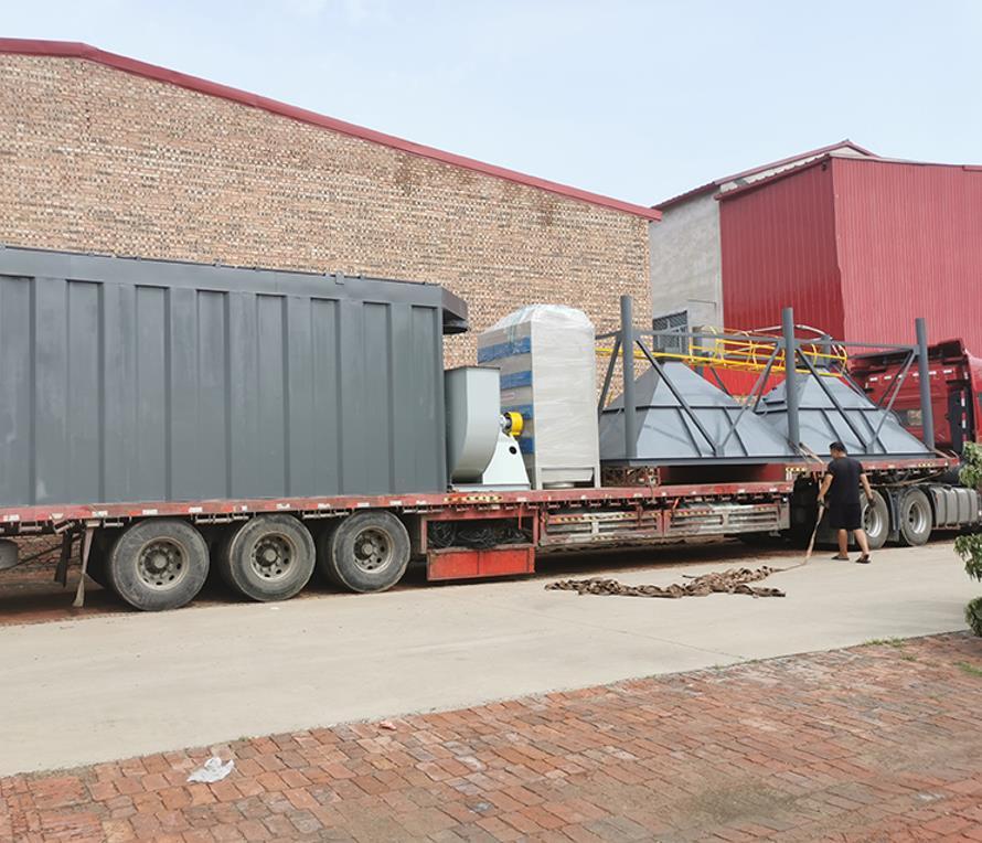 鹰潭2吨电炉除尘器-厂家供货商