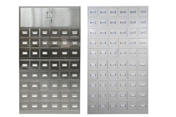 霸州中药柜生产厂家中药斗常见故障做工精细