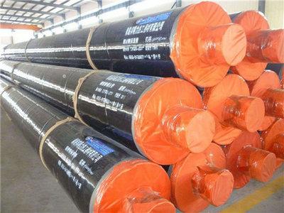 供暖用直埋保温钢管厂家加工定做华龙