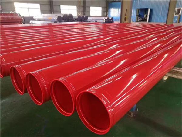 大口径化工涂塑钢管出厂价格昌乐