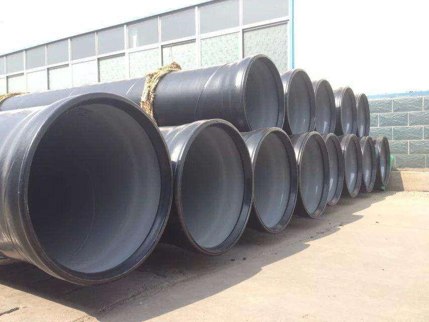 法兰连接内外涂塑钢管规格齐全-发货时间快珠海市