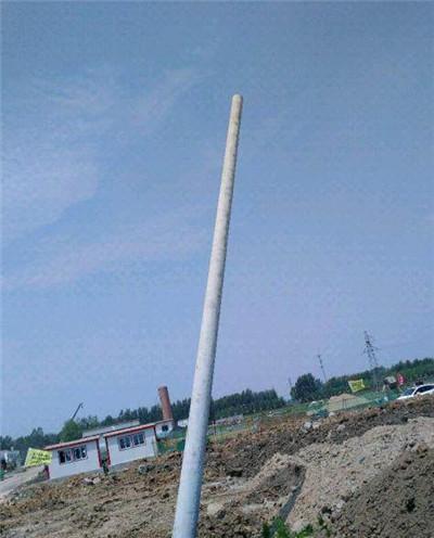 12米350大弯矩电杆-本溪