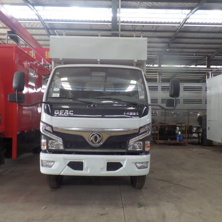 赵县流动厨房餐车安全设施齐全