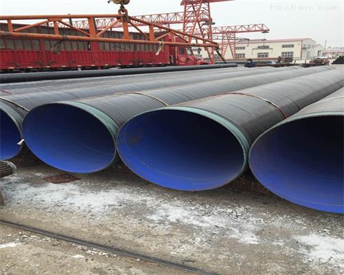 企业资讯DN350环氧煤沥青防腐钢管带票价格