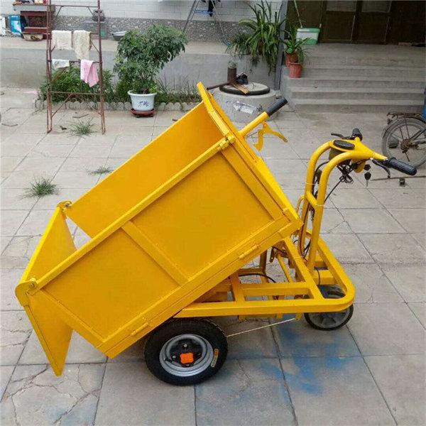 三沙电动板拉砖车电动装卸车