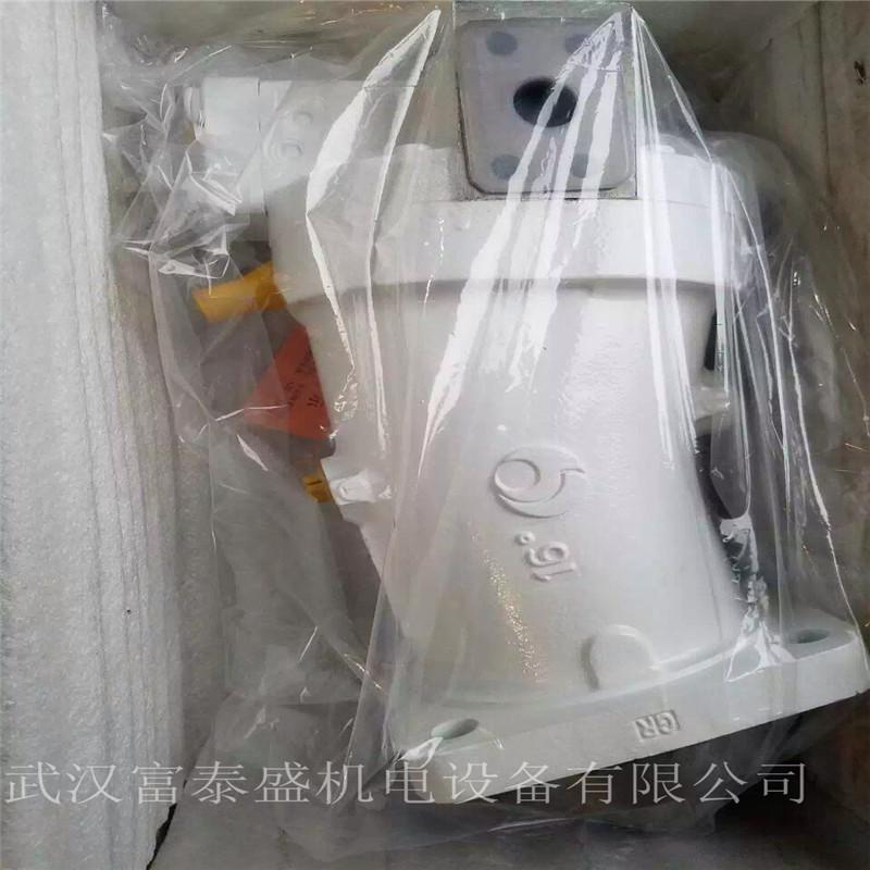 轴向柱塞变量泵,LY-MIF40PL三一 徐工 中联吊车配件 回转马达 液压马达
