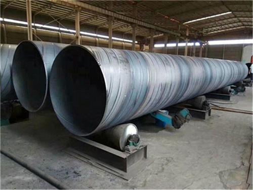 DN350螺旋缝自动埋弧焊接钢管厂家规格