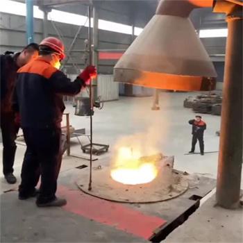 恩施利川Cr25Ni20铸造厂家铸造窑尾护板
