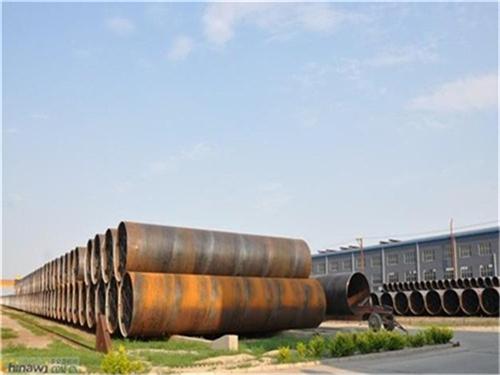 DN1水泥砂浆防腐螺旋钢管现货价格