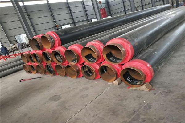 直埋供热管道用保温钢管现货成品价格-友浩管道