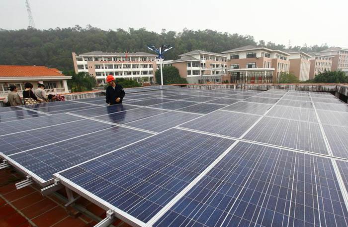 长春绿园回收光伏太阳能产品 太阳能电池片回收找哪家