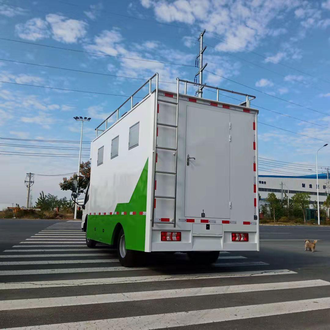 内蒙古大型移动餐饮车功能用途及报价