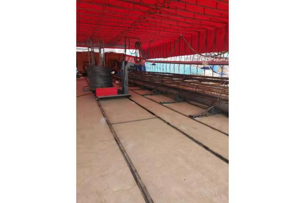 福州钢筋笼成型机反向绕筋