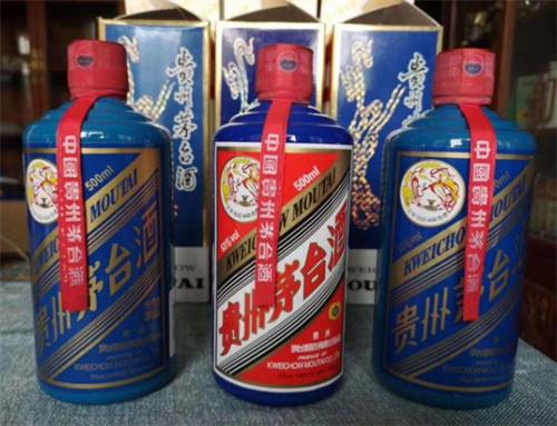 【上门】荔湾龙溪回收2019年茅台酒多少钱一箱