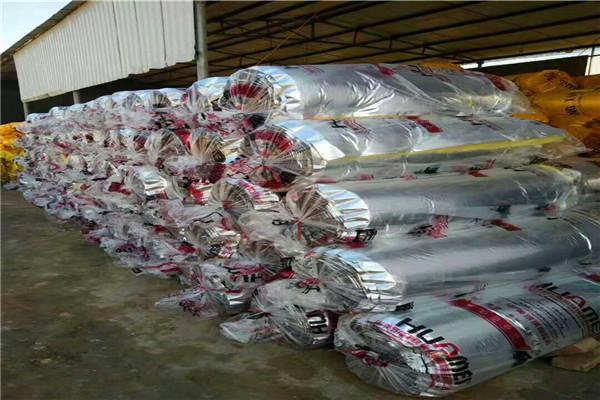 盟无甲醛玻璃棉钢结构保温棉