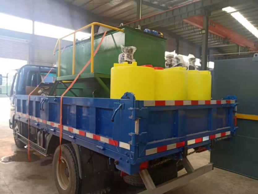 固原地埋式污水处理设备价格
