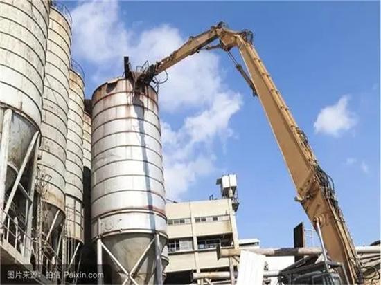 清远清新县工厂设备回收公司(钢结构厂房拆除回收)-技术操作流程