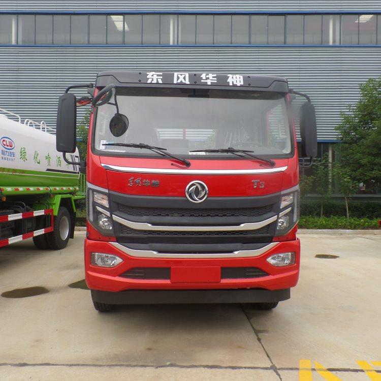 柳州柳城东风d8板长5.1米板拖车60挖机拖板车价格挖机拖车询价
