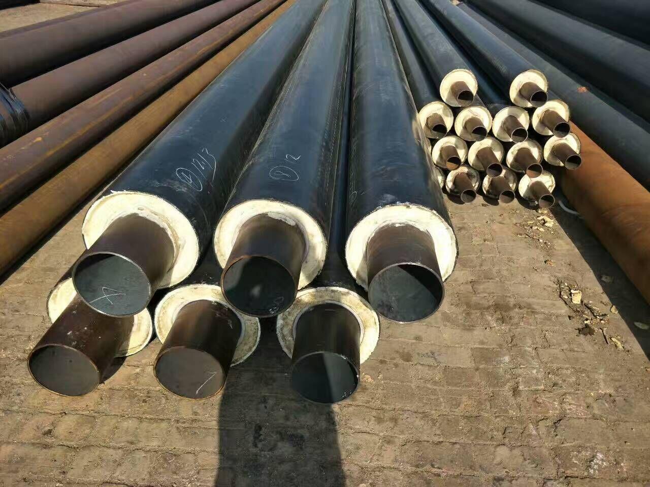金华义乌直埋预制钢套钢直埋保温管厂家专业打造工程利器