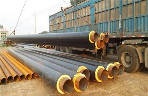 船山直埋预制钢套钢直埋保温管厂家专业打造工程利器