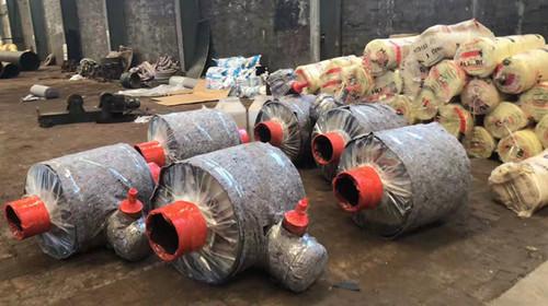 得榮高溫預制鋼套鋼保溫管廠家專業打造工程利器