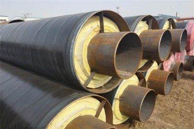 淮上钢套钢蒸气保温管厂家专业打造工程利器