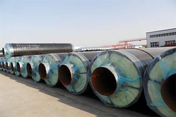 瀍河高温预制钢套钢保温管厂家专业打造工程利器